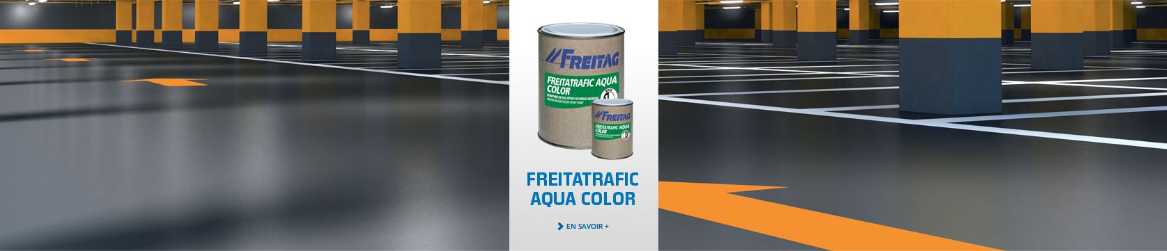 Freitatrafic Aqua Color